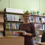 овый библиотекарь Людмила Пономарева.
