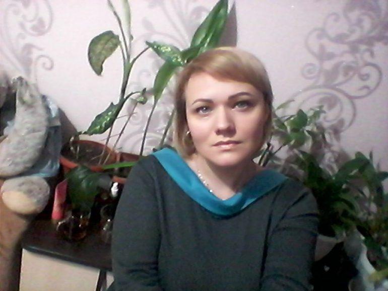Любовь Русалович