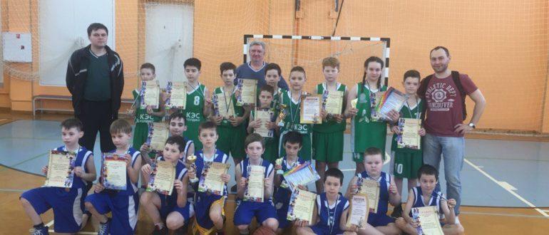открытый турнир Княжпогостского района по мини-баскетболу «Первые шаги (VI) турнир»