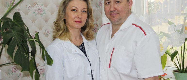 Медицинские династии - семья Потаповы
