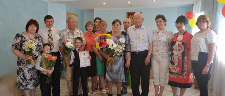 День семьи, любви и верности прошел в г. Емва