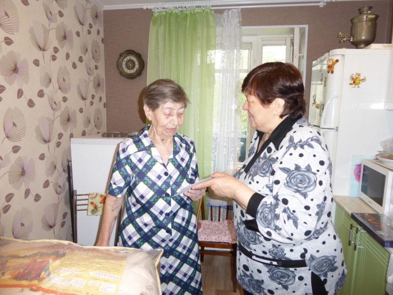 Александра Ивановна Пудова, г. Емва