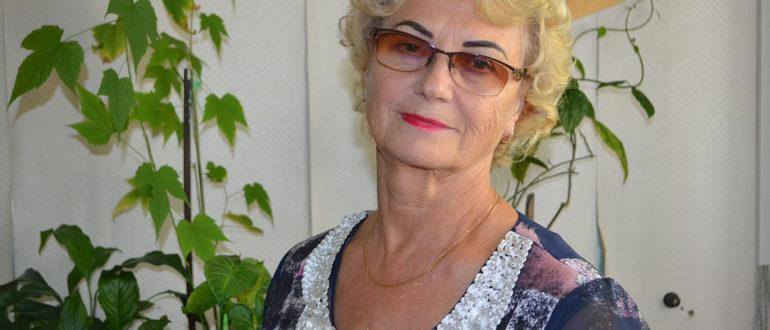 Галина Безменова, преподаватель ОБЖ