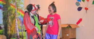 благотворительный спектакль от фонда поддержки талантливых детей «Союз неравнодушных сердец»