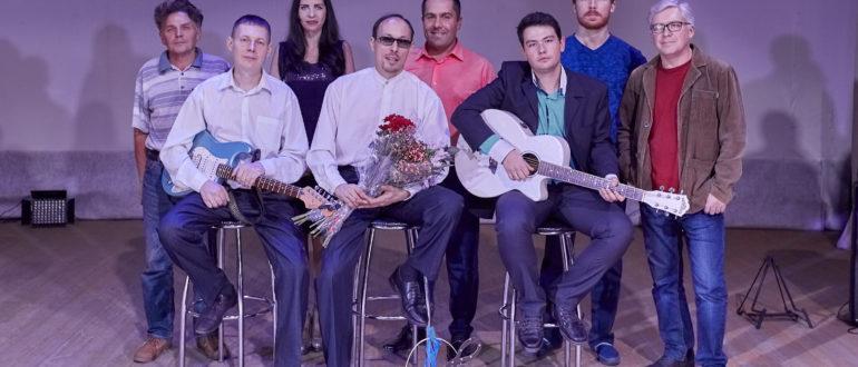 сольный концерт Дмитрия Степина