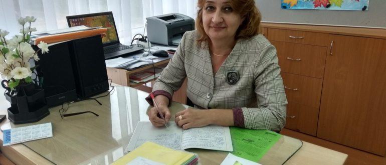 Ольга Ивановна Попова