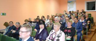 23 ноября в МАУ «Княжпогостский центр национальных культур» состоялась очередная конференция представителей коми народа Княжпогостского района.