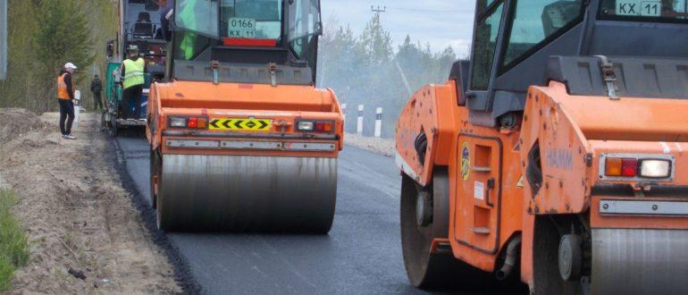 отмечает свой 75-летний юбилей Княжпогостское дорожное ремонтно-строи- тельное управление.