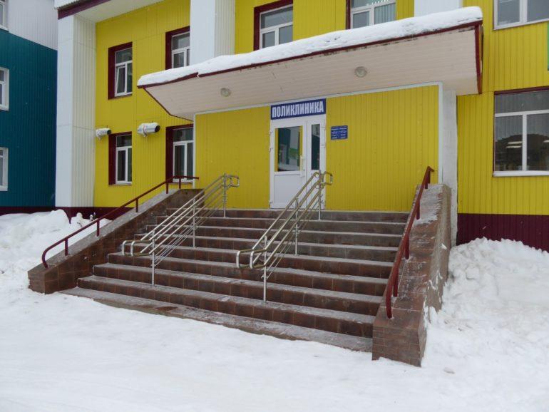 больница Емва