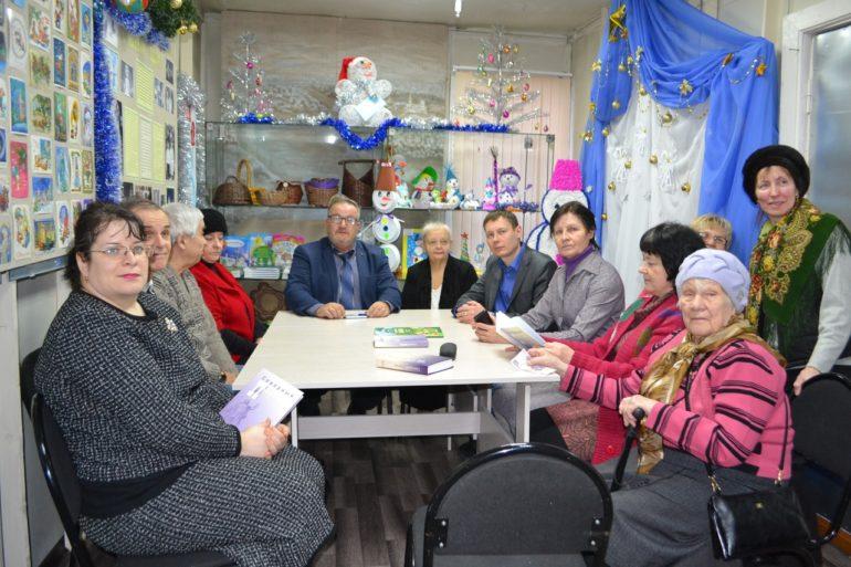 25 января в краеведческом музее состоялась презентация книги «Северный Плутарх»