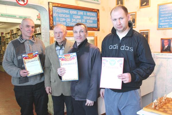 4.По окончании турнира призеры были награждены грамотами соответствующих степеней