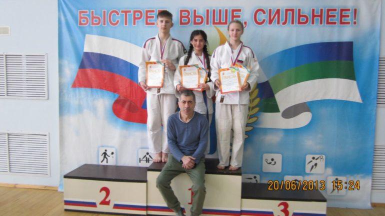 Представители Княжпогостского района в оче- редной раз выступили на высоком уровне