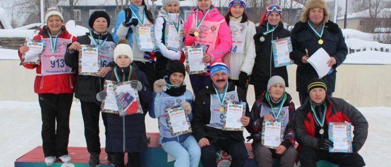Лыжня России-2019 (г. Емва)