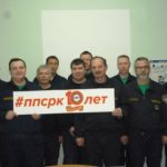 В пожарной части № 123 отряда ППС РК № 12 трудится 21 человек.