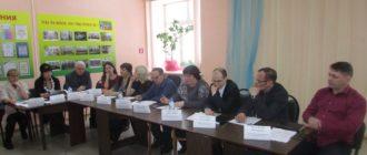 В РАМКАХ проведения мероприятий, посвященных Всемирному дню социальной работы, 19 марта по инициативе ГБУ РК «ЦСЗН Княжпогостского района» в ЦНК прошла встреча с руководителями организаций.