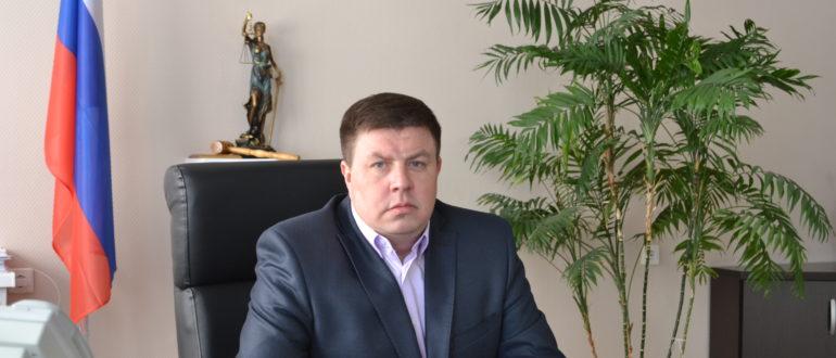 В августе 2016 года указом президента Российской Федерации председателем Княжпогостского районного суда Республики Коми назначен Андрей МОРОЗ.