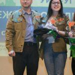 Елена Коконова училась в Шошецкой средней школе им. В. М. Сенюкова.