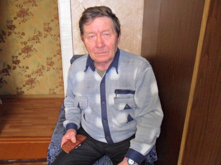 10 МАРТА учителю трудового обучения Шошецкой школы Геннадию Федоровичу Сокерину исполнилось 70 лет.