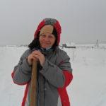 ЖАННА Александрова - соцработник с. Шошка.