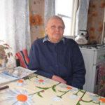 Антонида Пудова, жительница с. Шошка