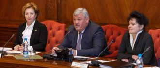 Сергей Гапликов объявил 2019 год Годом наставничества в Республике Коми