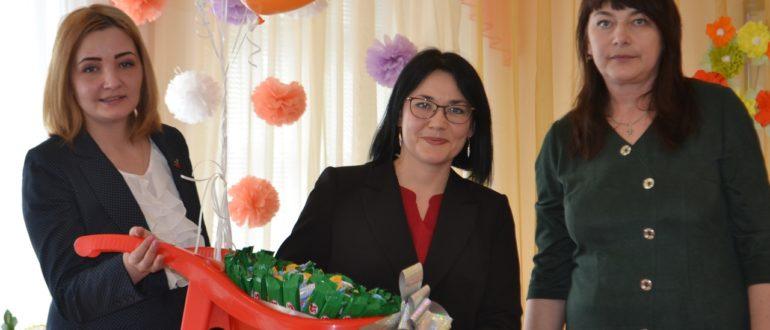 26 апреля детский сад № 8 комбинированного вида г. Емва отпраздновал событие «Нам -55 лет!».