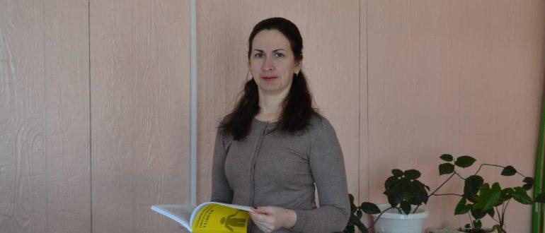 заведующей Территориального центра социального обслуживания населения Наталье Малышевой.