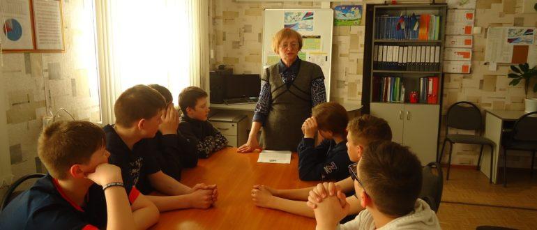 В честь праздничной даты в городских школах, а так же в Княжпогостском политехническом техникуме в период с 15 по 19 апреля прошел целый ряд мероприятий.
