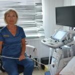 Любовь Владимировна Корсун - заведующая отделением лучевой диагностики в поликлинике.