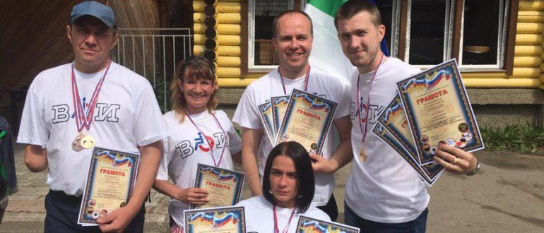 НА ДНЯХ завершился межрегиональный спортивный фестиваль инвалидов Северо-Запада России в г. Лахденпохья, Карелия.