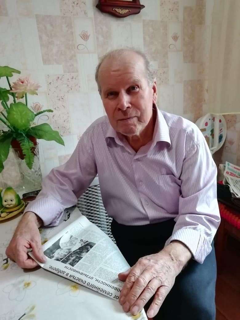 Михаил БАБИНОВ, житель Емвы