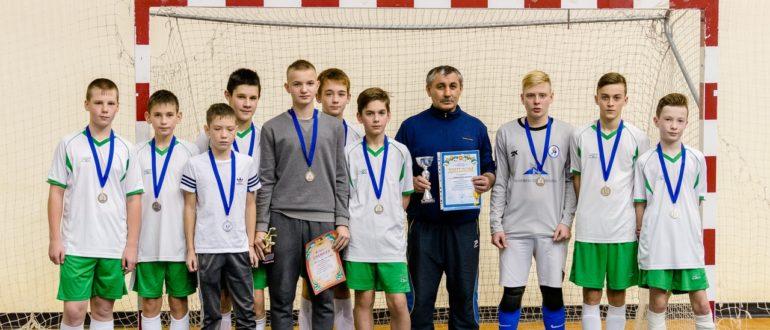 ребята из Емвы стали серебряными призерами первенства.