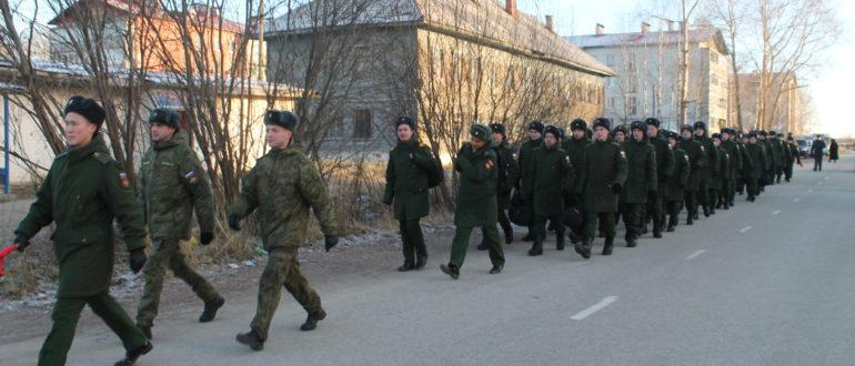 Первым из княжпогостцев отправился на военную службу Николай Балакшин