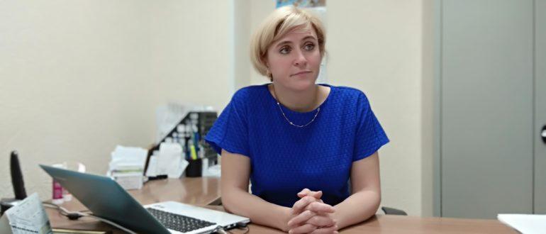 Руководитель Микрокредитной компании Коми Анастасия Смышляева