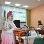 5 декабря в актовом зале ЦНК прошла районная конференция коми народа.
