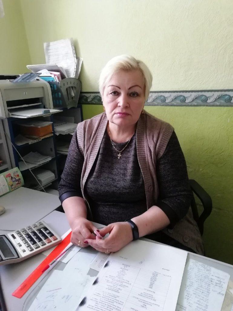 Светлана Сергеевна СТЕЦЕНКО