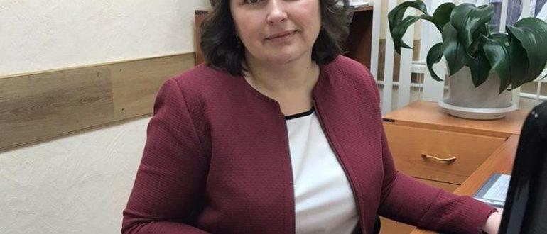 Галина Марчук